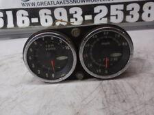 Vintage Ski Roule Snowmobile Tachometer Speedometer Gauges RTX 340 440 RT