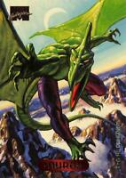 SAURON / 1994 Marvel Masterpieces (Fleer) BASE Trading Card #103