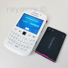 "Brand New Handset BlackBerry Curve 9320 White Sim Free Qwerty 2.44"" OS7 2G 3G"