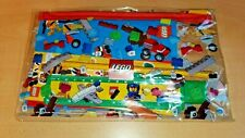 NEW Lego 5005969 Back to School Pack Set Ruler Notebook Pencil Eraser Stickers