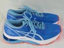 ASICS Gel Nimbus 21 Running Shoes Women's Size 7 US Near Mint Condition Blue