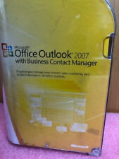 Microsoft Outlook 2007 with Business Contact Manager
