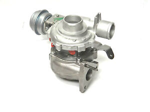 Turbocharger Suzuki Vitara Grand (2007- )130 HP 760680 Reconditioned
