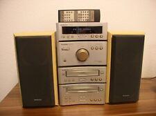 Technics HD301 Stereo HiFi Anlage CD, Tape, Tuner, Verstärker TOP