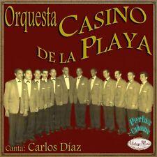 ORQUESTA CASINO DE LA PLAYA Perlas Cubanas CD #110/120 CUBAN Carlos Díaz Salsa