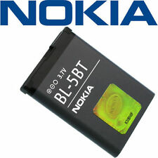 BATTERIA ORIGINALE NOKIA BL-5BT BL5BT 2600 CLASSIC N75 7510 SUPERNOVA GENUINE