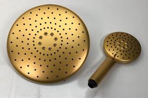 Shower System, Gold