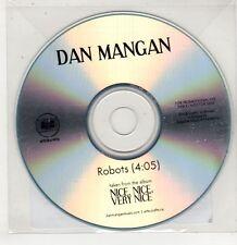 (GU43) Dan Mangan, Robots - 2010 DJ CD