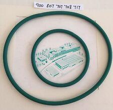 Le cinghie di trasmissione Adatto Bernina 708 707 717 807 900 NOVA pezzi di ricambio macchina da cucire