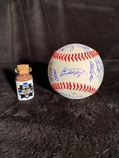 2019 Auburn Tigers Signed Autograph Official Baseball College World Series #3