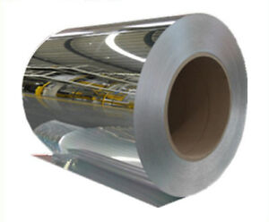 Flexible Mirror Film sheet sheeting on a Roll 61cm x 100cm