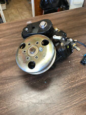 06 Mercury 115 HP 1.5 V6 Optimax 2 Stroke Outboard Air Compressor Freshwater MN