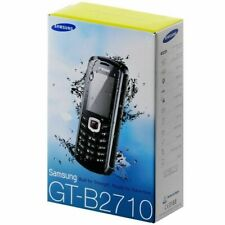 Samsung GT B2710 - Black (Unlocked) Mobile Phone