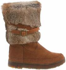 Bearpaw Kara Women Round Toe Fur Snow Boot 8US