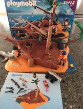 Playmobil 4136 Super Set Pirate Island