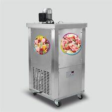 Two Slim mold set ice Popsicle Machine,ice pop Machine,ice Lolly Making Machine