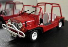 Vitesse 1/43 Scale VCC99010 Mini Moke Cagiva open convertible 97 red diecast car
