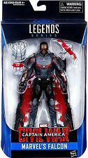 MARVEL legends Infinite FALCON Civil war 6  inch  action figure ships free in 24