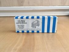 Circus Crafts Ho Scale 1/8 Side Show Canvas Wagon CH-17 New Open Box
