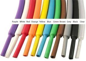 Kable Kontrol Heat Shrink Tubing - 2:1 Ratio - Color Polyolefin - 50FT Long