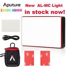 Aputure AL-MC Portable LED Light 3200K-6500K RGB light HSI/CCT/FX Video Lighting