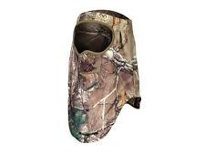 ScentBlocker 3/4 XLT Facemask w/TRINITY Headcover Mossy Oak Camo OSFM