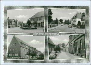 XX12270-2846/ Neuenkirchen VW Käfer 60er Jahre AK
