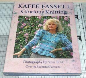 Glorious Knitting by Kaffe Fassett