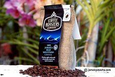 100% JAMAICA BLUE MOUNTAIN Coffee Roasters Jamaica 16 oz x 1 whole beans SALE