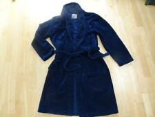 PENGUIN mens navy blue dressing gown robe SMALL / MEDIUM AUTHENTIC