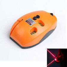 2 Laser Lines Mini Laser level Horizon Vertical Line Tool Mouse Type Right Angle