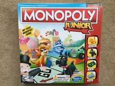 Monopoly Junior Hasbro Board Game - NEW & SEALED