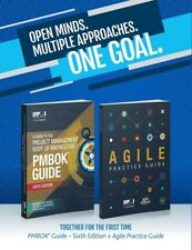 PMI Project Management Body of Knowledge (PMBOK) Guide-6th Ed/Agile Bundle