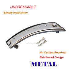 Metal Reinforced Door Panel Chrome Front L For Door Handle Repair Kit VW Beetle