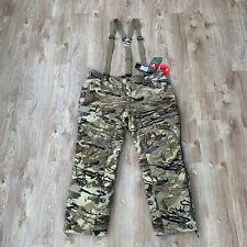 Under Armour Revenant Hunting Pants Barren Camo Extreme 1316733-999 Sz 2XL $380