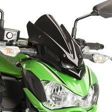 Cockpitscheibe Puig Sport Kawasaki Z 900 17-18 schwarz Windschutzscheibe