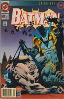 Batman 500 Vol 1 #500 (Newsstand Edition) DC Comics 1993 VF/NM