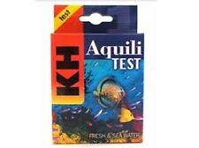 Test Aquili KH durezza carbonatica per acquario marino e dolce