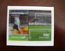AUSTRIA .1997. SPORT FOOTBALL. HOLOGRAM. 3D. MNH