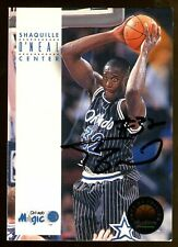 Shaquille O'Neal 1993-94 Skybox Autogaph w/ Skybox Certified Stamp Shaq Auto