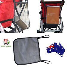 Baby Stroller Organiser Carrying Bag Accessories Buggy Mesh Net toys Storage Bag