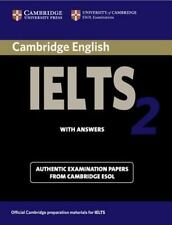 Cambridge IELTS 2 Student's Book with Answers: Examination Papers from-ExLibrary