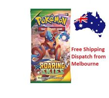 1x Pokemon TCG Roaring Skies 10-card Booster Pack IN STOCK !!