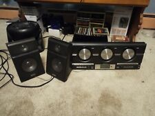 Emerson Triple-Play Linear 3 Disc AM/FM Stereo CD Changer MS3111M - No remote