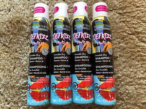 4 ~ MARC ANTHONY ~ DEFRIZZ VANILLA ~ Invisible Dry Shampoo ~ 6.73 fl oz