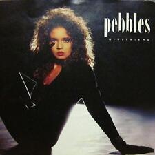"Pebbles(7"" Vinyl P/S)Girlfriend-MCA-MCA 1233-UK-Ex/VG"
