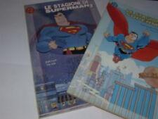 LE STAGIONI DI SUPERMAN 1 2 PLAY PRESS THOR DEVIL HULK BATMAN JLA X-MEN IRON MAN