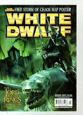 July White Dwarf Game & Puzzle Magazines