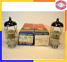 ECC86 / 6GM8 tube Philips, NOS, NIB, 1 pcs TESTED