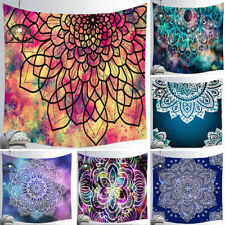 Mandala Tapestry Hippie Wall Hanging Tapestry Decoration Cover Tapestry Throw